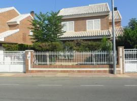 Pilar, Murcia (El Palmar yakınında)