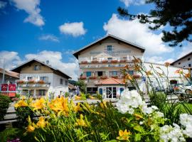 Gasthof-Pension-Metzgerei Meindl, Arrach (Stadlern yakınında)