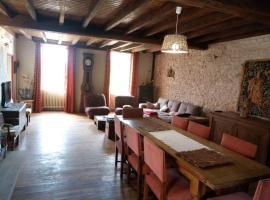 Chez la Mère Taupin, Gland (рядом с городом Jully)