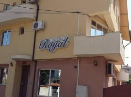 Hotel Royal, Svilengrad (Lyubimets yakınında)