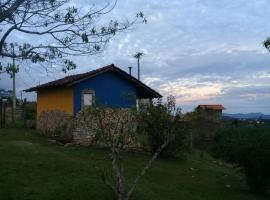 Chalés da Montanha Lavras Novas, Lavras Novas (Santo Antônio do Pirapetinga yakınında)