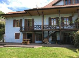 Vcda, Menthon-Saint-Bernard