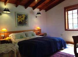 Finca des Weines, Santiago del Teide (Masca yakınında)