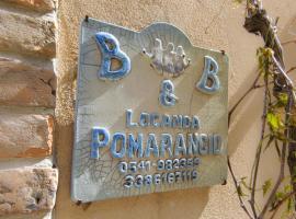 Pomarancio BnB, Mondaino (Montegridolfo yakınında)