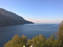 Platys Gialos Apartment 2, Kalymnos (рядом с городом Панормос-Калимнос)