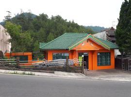 Villa Adelline Tawangmangu, Tawangmangu (рядом с городом Karangpandan)