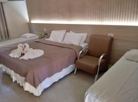 Campo Belo Resort, Álvares Machado (Santo Anastácio yakınında)