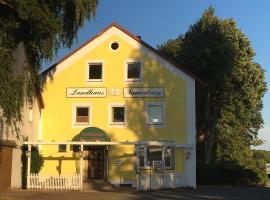 Landhaus Nauenburg, Heere (Haverlah yakınında)