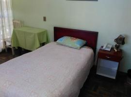 Hotel Center, Villazón (La Quiaca yakınında)