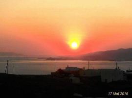 Mykonos sea view