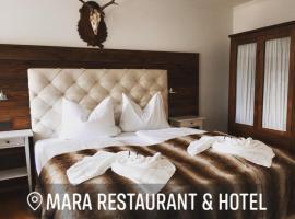 Mara Restaurant & Hotel, Dießen am Ammersee (Raisting yakınında)