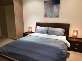 Chiswick penthouse suite, Sidney (Abbotsford yakınında)