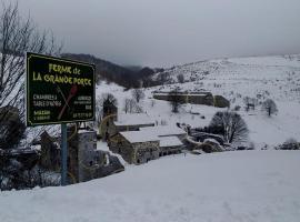 Ferme de la Grande Porte, Mazan-l'Abbaye (рядом с городом Le Roux)