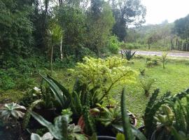 Chalé entre os montes, Pitangueiras (Caraá yakınında)
