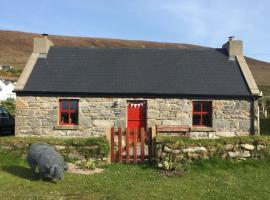 The Old Beach Cottage, Achill, Doogort (рядом с городом Valley)
