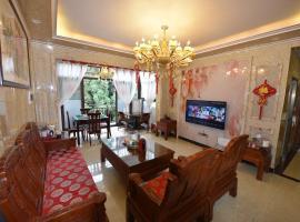 Half Mountain Forest House Apartment, Gaomiao (Liujiang yakınında)