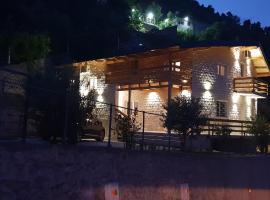 Vila Shpija e Gjyshit, Zues (Shirokë yakınında)