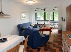 Ferienwohnung V108 für 2-5 Personen direkt am Ostseestrand