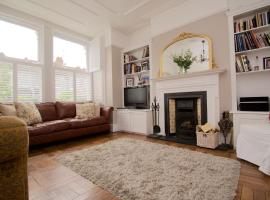 Six-bed House in Crouch End, North London, Лондон (рядом с городом Hornsey)