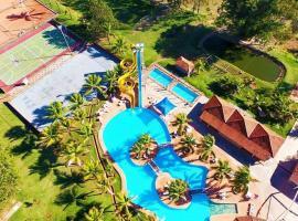 Campo Belo Resort Exclusive, Álvares Machado (Santo Anastácio yakınında)