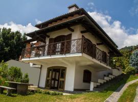 Villa Brunilde -Lago Maggiore-, Massino Visconti