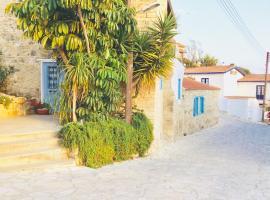 Dalla's Cyprus Retreat, Maroni
