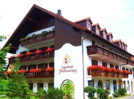 Alpenhotel Pfaffenwinkel, Peiting
