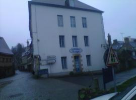 Les Chambres d'Hôtes de l'Elysée, Pontrieux (рядом с городом Saint-Clet)
