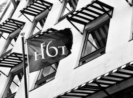 Hotel F6, Helsinki
