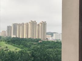 Apartment in Laoshan Scenic Spot, Qingdao (Zhangcun yakınında)