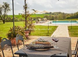 Exclusive Villa In The Heart Of Maremma, Sorano (San Quirico yakınında)