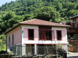 Casa Rural La Llerona, Belmonte de Miranda (Santiago del Hermo yakınında)