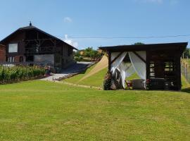 Kuća za odmor Vanna, Забок (рядом с городом Hruševec)