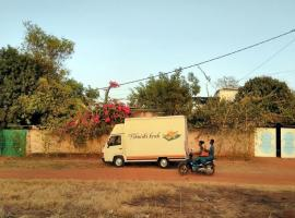 Bobo Retreat, Bobo-Dioulasso (рядом с регионом Banfora)