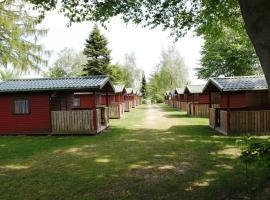 Nyrup Camping & Cottages, Kvistgård (Tikøb yakınında)
