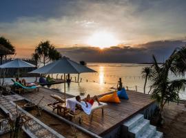 Nusa Veranda Sunset Villas & Restaurant, Лембонган