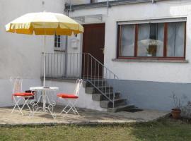 1-Zimmer-Apartment Heßdorf, Heßdorf (Großenseebach yakınında)