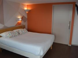 Hôtel balladins La Roche sur Yon