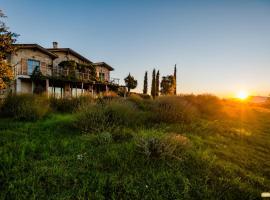 Villa Valdonica, Sassofortino (Roccatederighi yakınında)