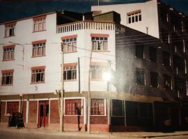 Hotel Santusa, Villazón (La Quiaca yakınında)