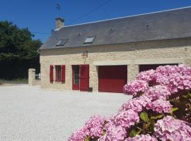gîte de la Girouette, Englesqueville-la-Percée (рядом с городом Saint-Pierre-du-Mont)