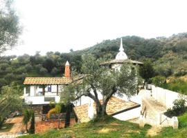 Locanda Il Santo Re, Petrizzi (Montepaone yakınında)