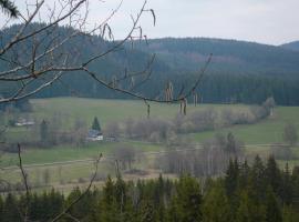 Annenské Stráně, Zátoň (Kubova Huť yakınında)