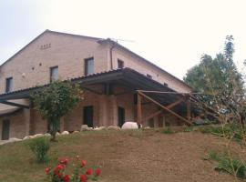 Agriturismo Lo Scoiattolo, Petritoli (Monte Giberto yakınında)