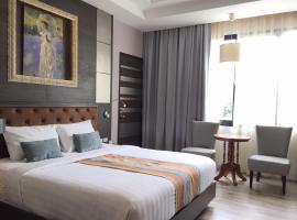 Gallery Design Hotel, Si Sa Ket