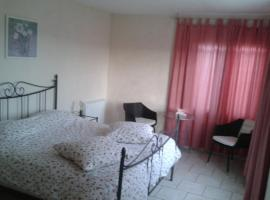 Chambres d'hôtes La Prairie, Белле (рядом с городом La Balme)