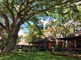 Baan Nam Ping Riverside Homestay, Chiang Mai (in de buurt van Ban Nam Thong)