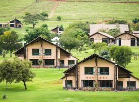 aha Alpine Heath Resort, Bonjaneni