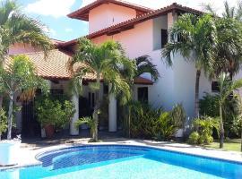 Hospedaria Chez Nous, Caucaia (Icaraí yakınında)