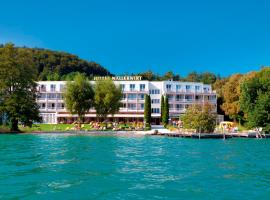 Werzer's Seehotel Wallerwirt, Techelsberg am Worthersee